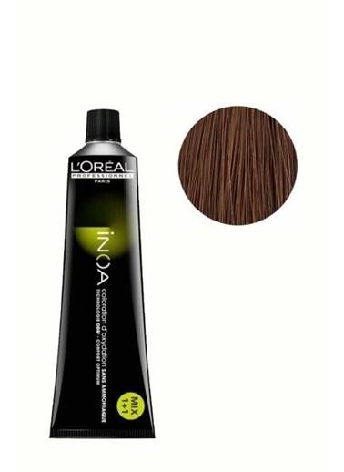 Inoa No:7,1 Saç Boyası 60 Gr,KAHV Kahve